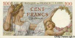 100 Francs SULLY FRANCE  1940 F.26.34 NEUF