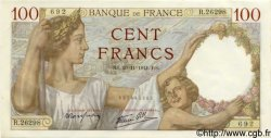 100 Francs SULLY FRANCE  1941 F.26.61 pr.NEUF