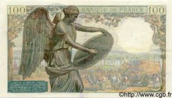 100 Francs DESCARTES FRANCE  1943 F.27.03 SUP