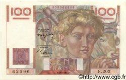 100 Francs JEUNE PAYSAN FRANCE  1947 F.28.14 pr.NEUF