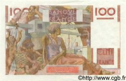 100 Francs JEUNE PAYSAN FRANCE  1952 F.28.34 SPL+