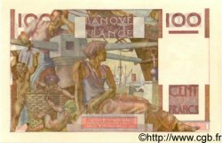 100 Francs JEUNE PAYSAN FRANCE  1953 F.28.36