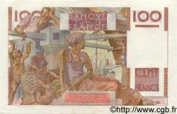 100 Francs JEUNE PAYSAN FRANCE  1953 F.28.38 SPL