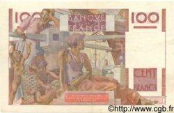 100 Francs JEUNE PAYSAN FRANCE  1954 F.28.41 pr.SPL