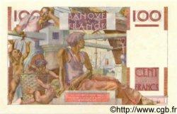 100 Francs JEUNE PAYSAN FRANCE  1954 F.28.42 pr.SPL