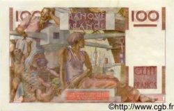 100 Francs JEUNE PAYSAN FRANCE  1954 F.28.42 SPL