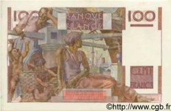 100 Francs JEUNE PAYSAN filigrane inversé FRANCE  1953 F.28bis.03 NEUF
