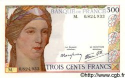 300 Francs FRANCE  1939 F.29.01 pr.SPL