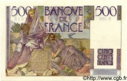 500 Francs CHATEAUBRIAND FRANCE  1948 F.34.08 pr.SPL