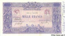1000 Francs BLEU ET ROSE FRANCE  1919 F.36.34 SUP