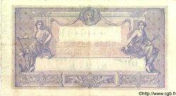 1000 Francs BLEU ET ROSE FRANCE  1925 F.36.41 TTB+