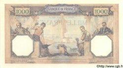 1000 Francs CÉRÈS ET MERCURE FRANCE  1927 F.37.01 SPL