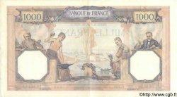 1000 Francs CÉRÈS ET MERCURE FRANCE  1928 F.37.02 TTB+