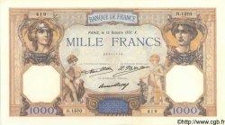 1000 Francs CÉRÈS ET MERCURE FRANCE  1931 F.37.06 pr.SPL