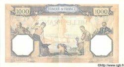 1000 Francs CÉRÈS ET MERCURE type modifié FRANCE  1938 F.38.30 pr.SPL