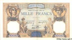 1000 Francs CÉRÈS ET MERCURE type modifié FRANCE  1939 F.38.34 pr.NEUF