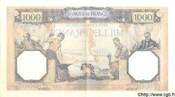 1000 Francs CÉRÈS ET MERCURE type modifié FRANCE  1939 F.38.38 pr.SPL