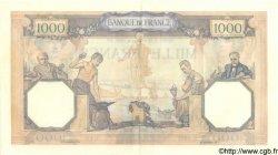 1000 Francs CÉRÈS ET MERCURE type modifié FRANCE  1939 F.38.39 SUP