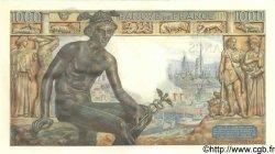 1000 Francs DÉESSE DÉMÉTER FRANCE  1942 F.40.03 pr.NEUF