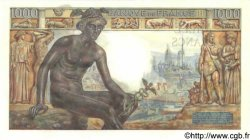 1000 Francs DÉESSE DÉMÉTER FRANCE  1942 F.40.10 NEUF