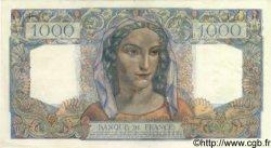 1000 Francs MINERVE ET HERCULE FRANCE  1945 F.41.02 pr.NEUF