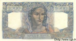 1000 Francs MINERVE ET HERCULE FRANCE  1945 F.41.05 NEUF