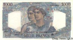 1000 Francs MINERVE ET HERCULE FRANCE  1945 F.41.08 NEUF