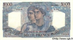 1000 Francs MINERVE ET HERCULE FRANCE  1946 F.41.14 pr.NEUF