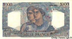 1000 Francs MINERVE ET HERCULE FRANCE  1946 F.41.17 NEUF