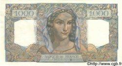 1000 Francs MINERVE ET HERCULE FRANCE  1948 F.41.21 pr.SPL