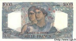 1000 Francs MINERVE ET HERCULE FRANCE  1948 F.41.22 pr.NEUF