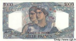 1000 Francs MINERVE ET HERCULE FRANCE  1948 F.41.23 pr.NEUF