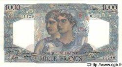 1000 Francs MINERVE ET HERCULE FRANCE  1949 F.41.25 pr.NEUF