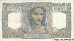 1000 Francs MINERVE ET HERCULE FRANCE  1949 F.41.27 SUP