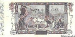 5000 Francs FLAMENG FRANCE  1918 F.43.01 SUP