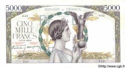 5000 Francs VICTOIRE modifié FRANCE  1938 F.45.01 pr.SPL