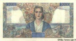5000 Francs EMPIRE FRANÇAIS FRANCE  1945 F.47.30 SUP