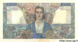 5000 Francs EMPIRE FRANÇAIS FRANCE  1945 F.47.38 SUP