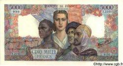 5000 Francs EMPIRE FRANÇAIS FRANCE  1946 F.47.52 pr.SPL