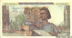 10000 Francs GÉNIE FRANÇAIS FRANCE  1946 F.50.03 SUP