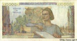 10000 Francs GÉNIE FRANÇAIS FRANCE  1950 F.50.36 TTB