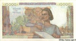 10000 Francs GÉNIE FRANÇAIS FRANCE  1950 F.50.37 TTB