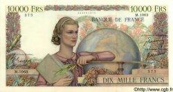 10000 Francs GÉNIE FRANÇAIS FRANCE  1950 F.50.45 TTB+ à SUP