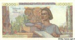 10000 Francs GÉNIE FRANÇAIS FRANCE  1951 F.50.48 SUP à SPL