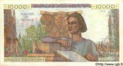 10000 Francs GÉNIE FRANÇAIS FRANCE  1951 F.50.55 SUP