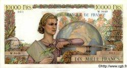 10000 Francs GÉNIE FRANÇAIS FRANCE  1955 F.50.76 SUP