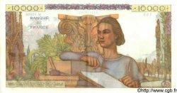 10000 Francs GÉNIE FRANÇAIS FRANCE  1956 F.50.78 pr.SPL