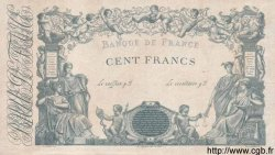100 Francs 1862 Indices Bleus FRANCE  1862 F.A34.00 pr.NEUF