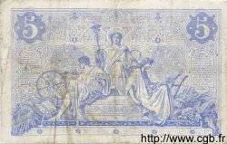 5 Francs NOIR FRANCE  1872 F.01.06 pr.TB