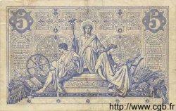5 Francs NOIR FRANCE  1873 F.01.25 pr.TTB